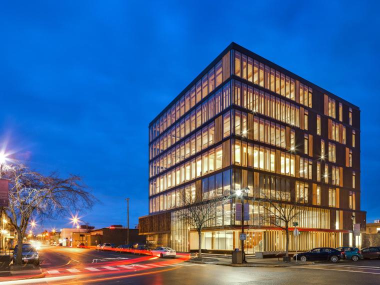 加拿大木制创新设计中心_1