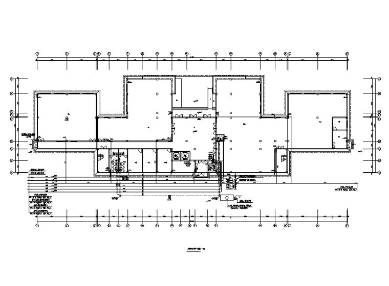 江西高校全套给排水设计施工图