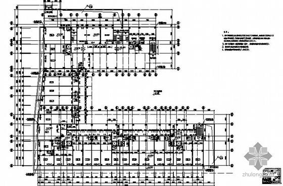 某小区B栋11层住宅楼建筑方案图-3