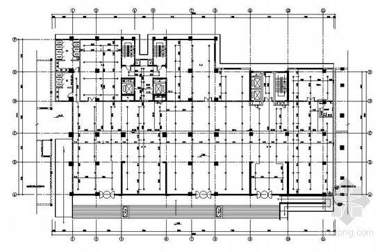 武汉某高层综合楼给排水施工图(多图、计算书)