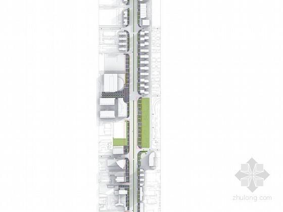 [佛山]某道路周边街道环境改造设计方案
