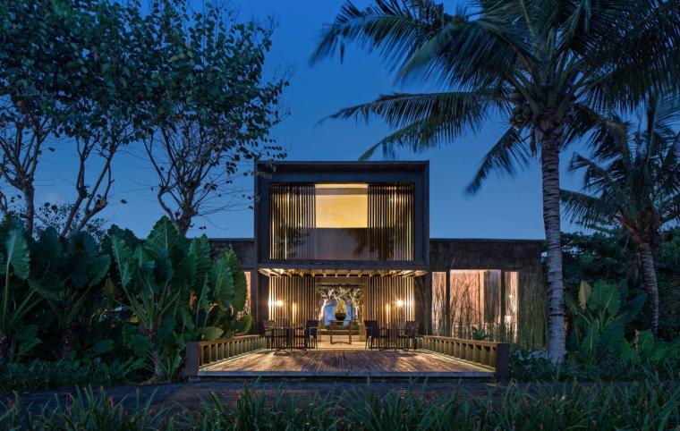 印尼巴厘岛Soori度假村-14