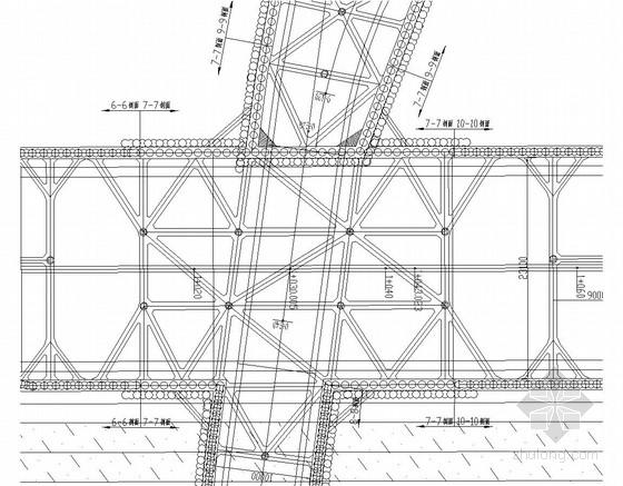 [浙江]16米深基坑SMW工法桩加内支撑围护结构施工图154张(专家论证)