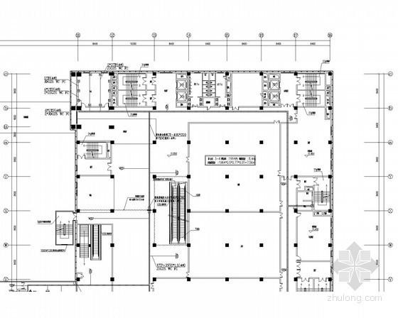 [浙江]19万平商业综合体全套弱电施工图纸50张