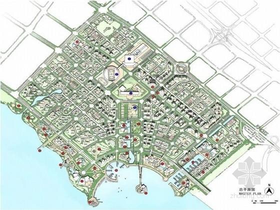 [深圳]滨海特色城市中心区景观规划设计方案