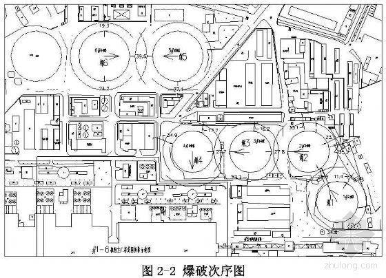 徐州某电厂构筑物爆破拆除专项施工方案