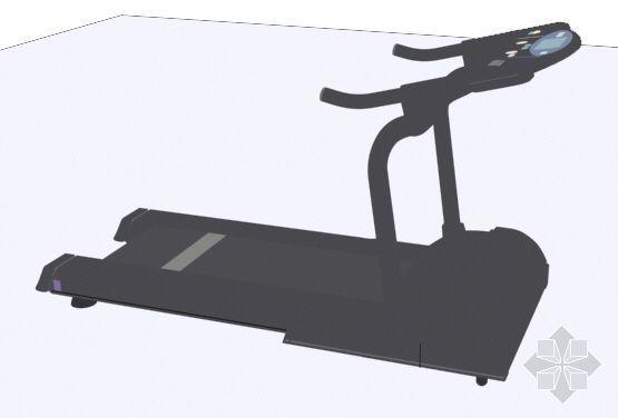 现代跑步机