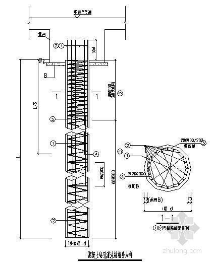 [四川]公用工程泥浆护壁钻孔灌注桩施工方案