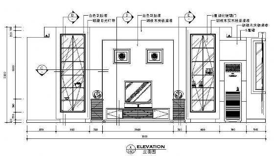 四室两厅装修图-3
