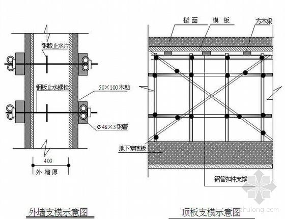 江苏某综合楼施工组织设计(鲁班奖 框筒结构 省级文明工地)