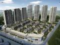[江西]大型简欧式风格花园洋房别墅区建筑全套方案文本