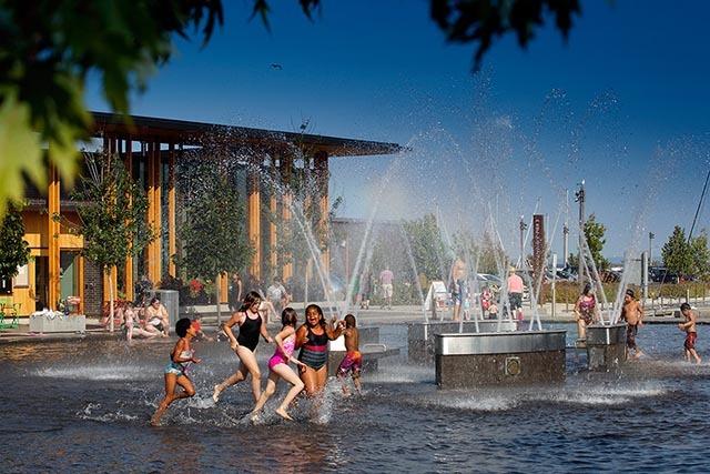 加拿大亚瑟王子码头公园景观设计_22