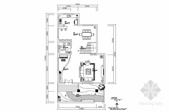现代简约风格双层别墅室内装修图(含实景照片)