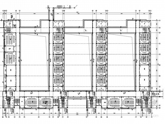 [湖南]小学学校园区建筑通风排烟系统设计施工图