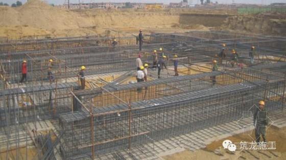 土建施工全过程各项施工流程汇总(21项)