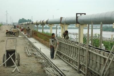 城市防洪工程初步设计报告