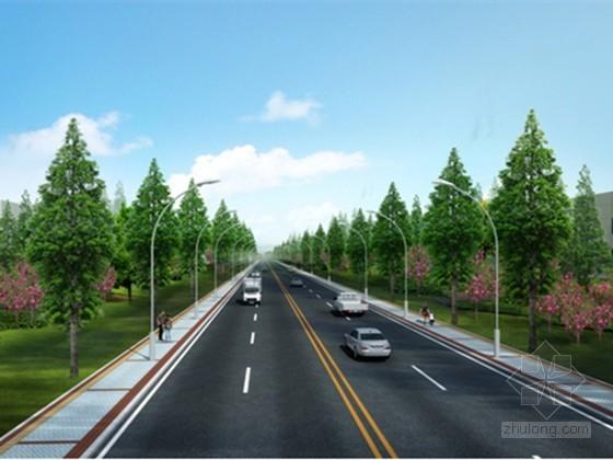 [四川]城市产业园道路及桥梁工程实施性施工组织设计179页(图表丰富)
