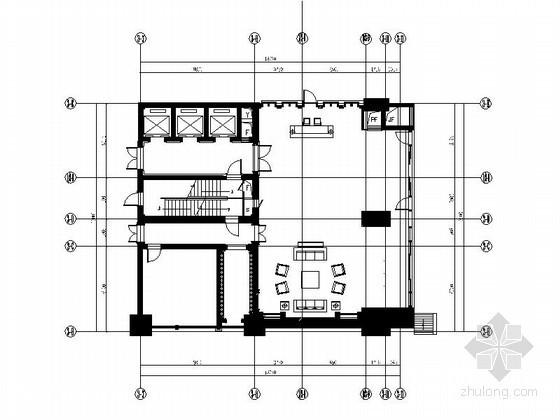 经典欧式大堂室内设计装修图(含效果图)