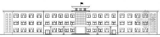 某三层教学楼建筑施工图