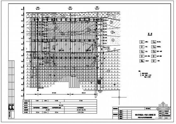 某地铁站风道及出入口结构设计图