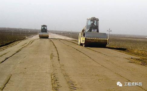 道路工程施工前施工时完工后所需做全部检测项目
