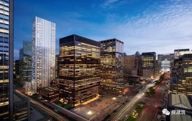 """万科在纽约开发的""""新地标住宅"""",高200米,1000-1600平方英尺的_9"""