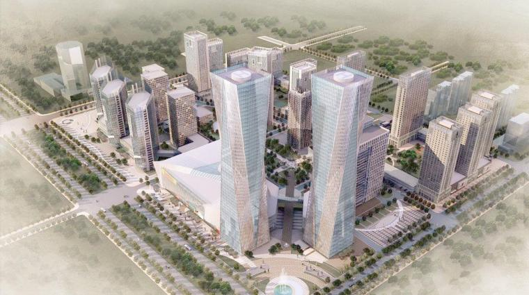 某5层钢框架宾馆全套设计(5800平,含计算书、建筑结构图)