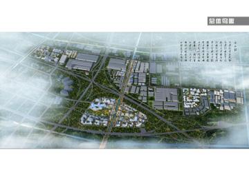 [浙江]永不落幕国际机器人工业小镇景观设计