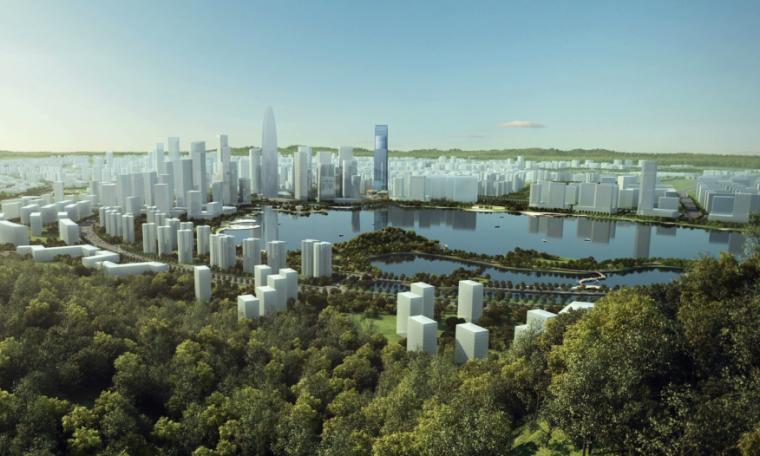 [湖南]国际总部中心二期商业综合体项目方案设计(含酒店、公寓)_8