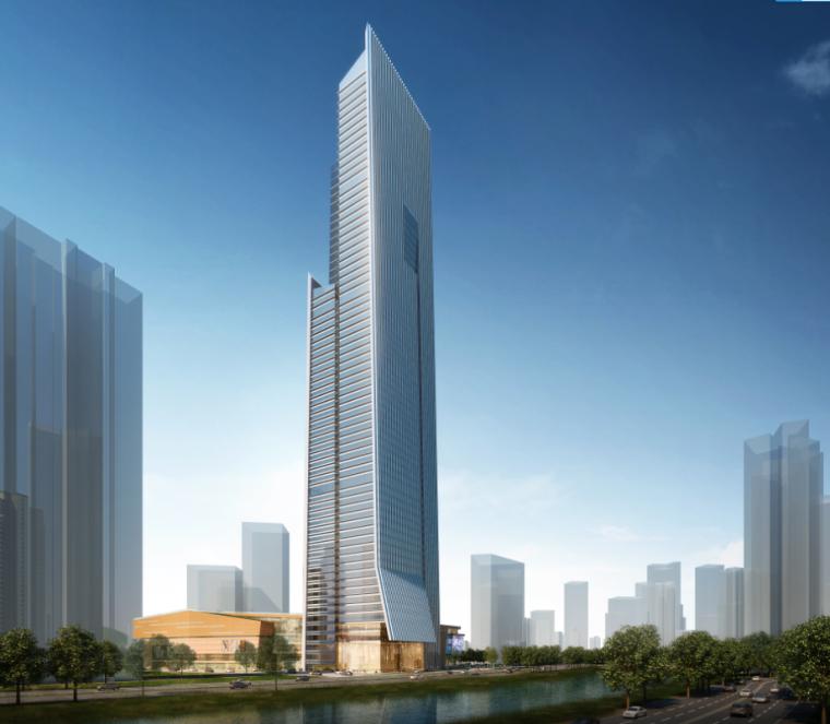 [湖南]国际总部中心二期商业综合体项目方案设计(含酒店、公寓)_4
