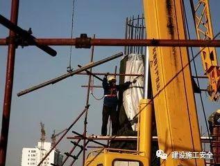 建筑施工现场重大危险源常用的辩识与控制