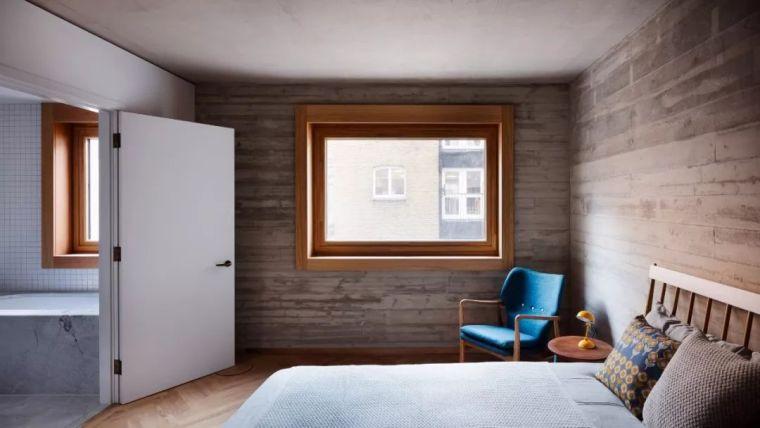 建筑师独立开发的公寓楼,真是好房子!_33