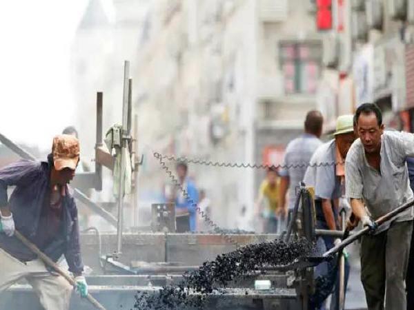 沥青混凝土路面施工工艺要求