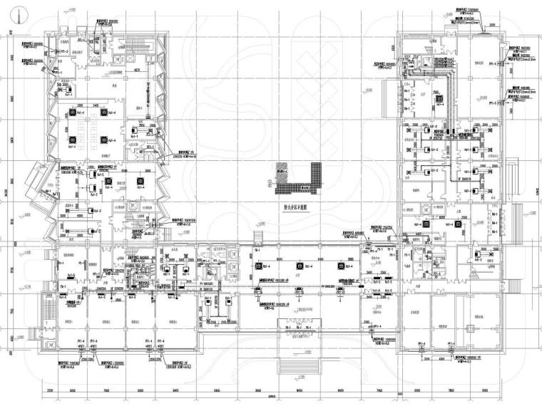 [内蒙古]大型交通综合项目暖通空调全系统施工图(人防、大院出品)