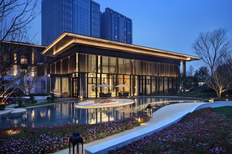 1-成都龙湖西宸原著售楼中心第1张图片