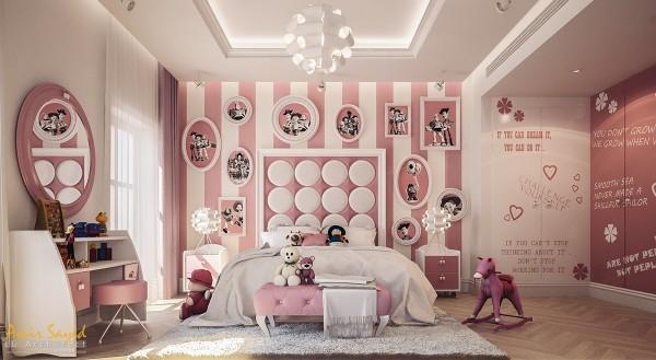家点软装设计丨创意主题儿童房