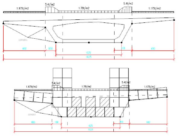 桥梁工程引桥箱梁预压施工方案
