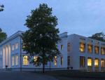 融入现代设计手法的布卢门达尔市政厅改造