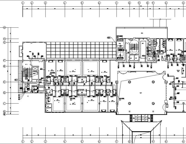 某五星级酒店暖通施工图(含综合楼及宾馆楼,2017年)_6