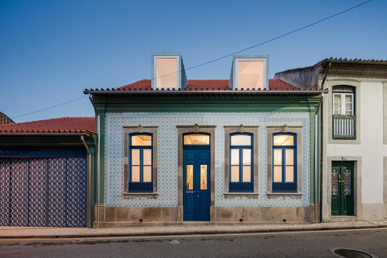 葡萄牙奥瓦尔住宅-37