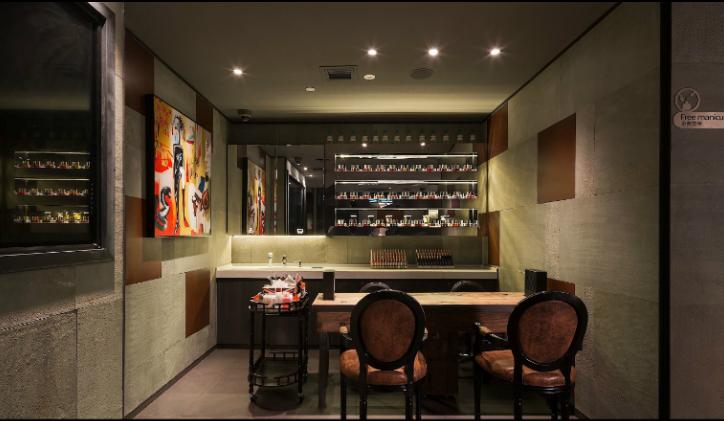 海底捞火锅餐厅室内装修设计实景图(19张)