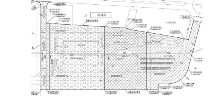 深层软土地基处理施工组织设计