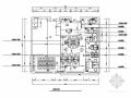 [浙江]一间小小的服装专卖店及办公区域施工图