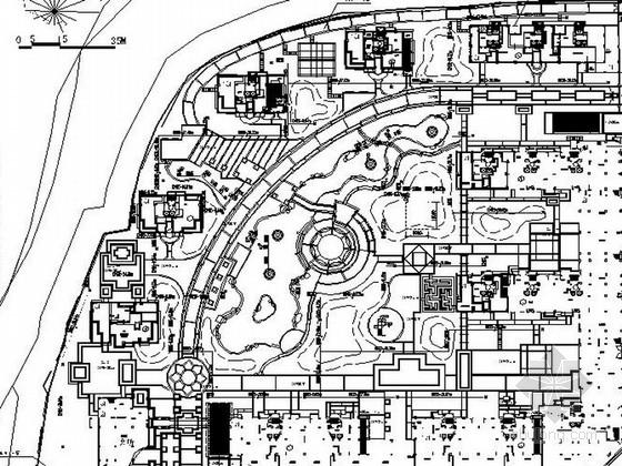 [浙江]生态简约安置房设计施工图