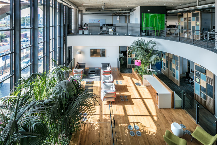 以色列SAP总部大楼-5