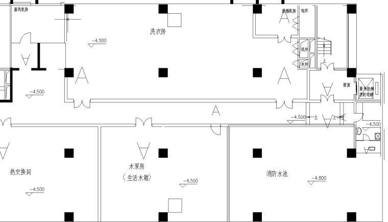 某酒店电气施工图