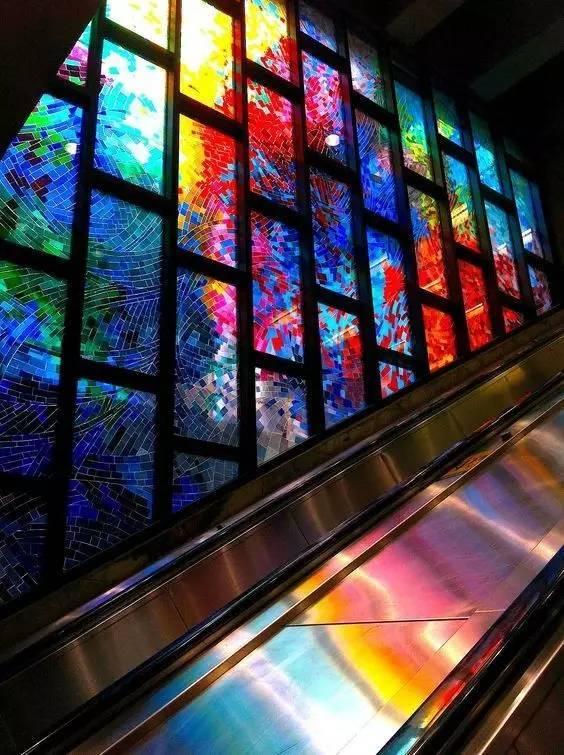 世界最美地铁景观,美到让你不想回家_27