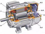 为什么电机启动电流大?启动后电流又小了?