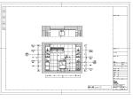 名人堂某三层别墅是室内装修设计施工图