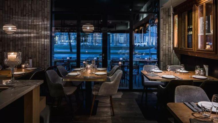完备的西餐厅设计方案主要包括哪些方面呢?_9